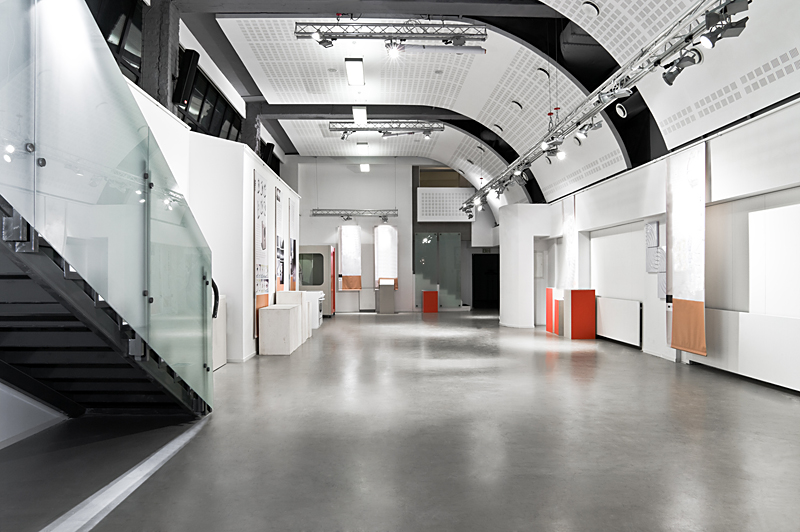 WARSAW DESIGN INSTITUTE EXHIBITION HALL